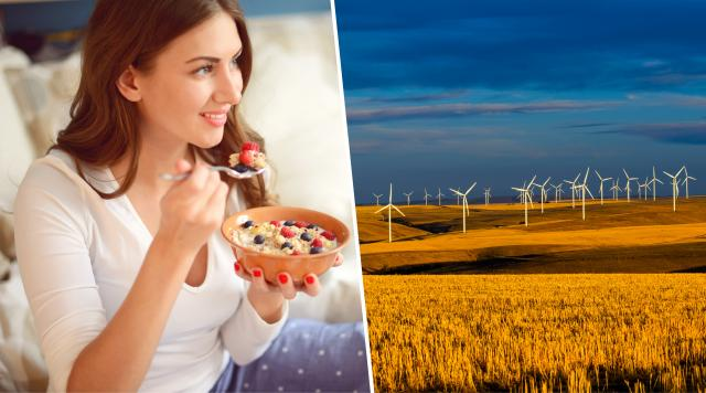 General Mills Continues Clean Energy Leadership; Signs Wind Power Agreement