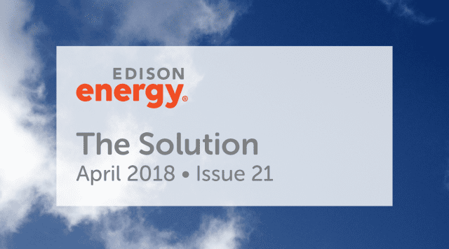 Demand Solutions Quarterly Newsletter – April 2018
