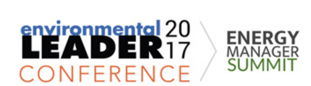 Environmental Leader Conference 2017