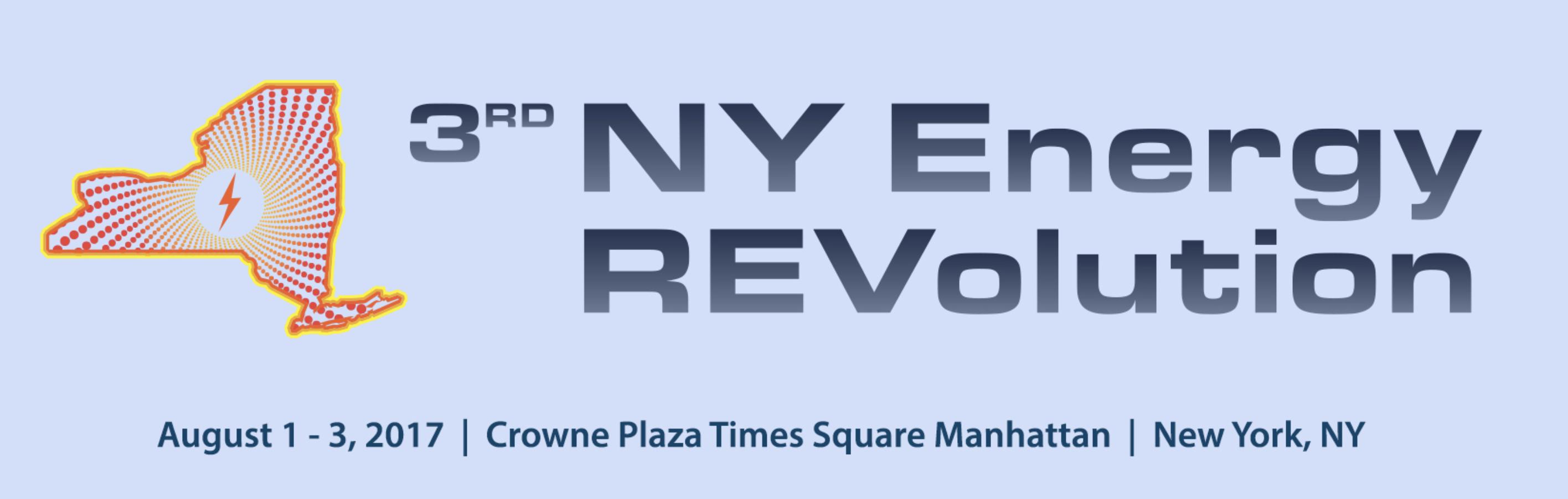 3rd New York Energy Revolution Summit