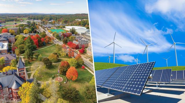 New Report Spotlights Role of Renewables in Achieving Higher Education Climate Goals