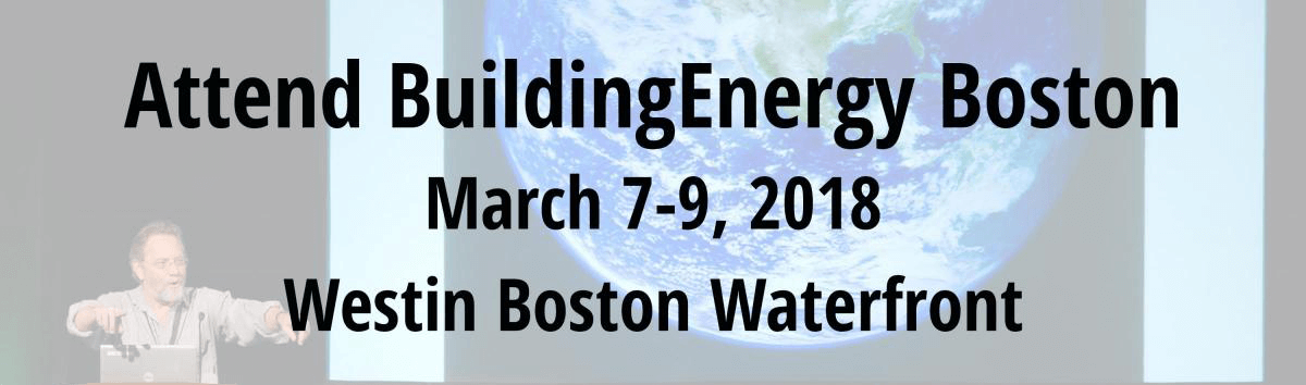 BuildingEnergy Boston | Edison Energy