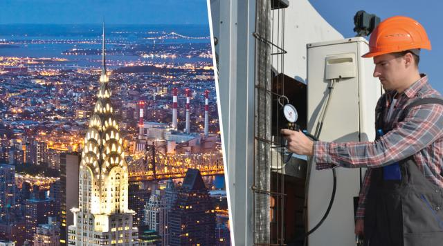 Bringing Energy Efficiency to Iconic NYC Landmark While Achieving Local Law Compliance