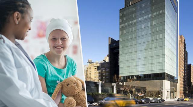 Award-Winning Memorial Sloan-Kettering Cancer Center Facilities Achieve Sustainability Success