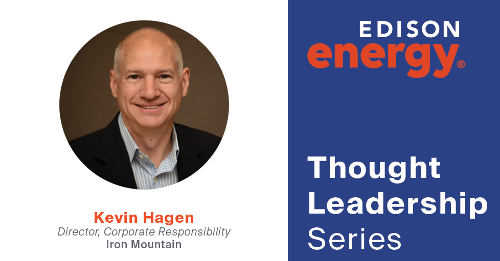 Thought Leadership Series: Kevin Hagen