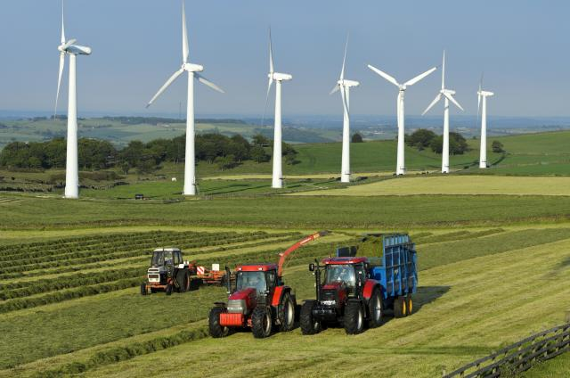 Wind energy to provide all electricity for General Motors plants in Indiana, Ohio