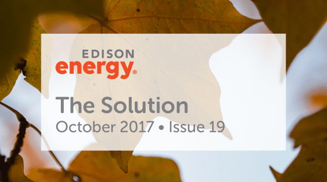 Demand Solutions Quarterly Newsletter – October 2017