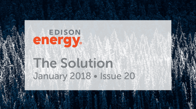 Demand Solutions Quarterly Newsletter – January 2018
