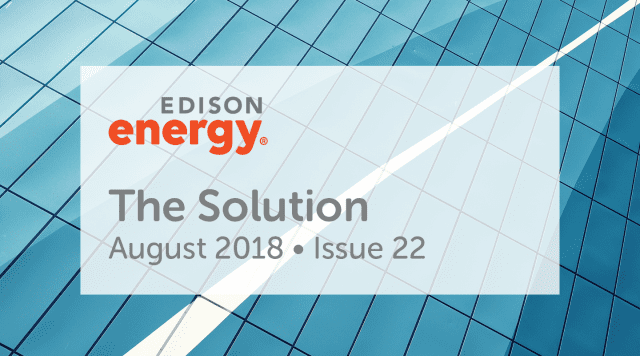 Demand Solutions Quarterly Newsletter – August 2018