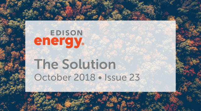 Demand Solutions Quarterly Newsletter – October 2018