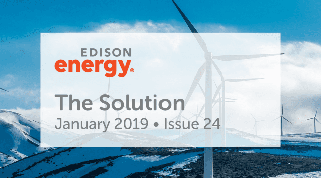 Demand Solutions Quarterly Newsletter – January 2019