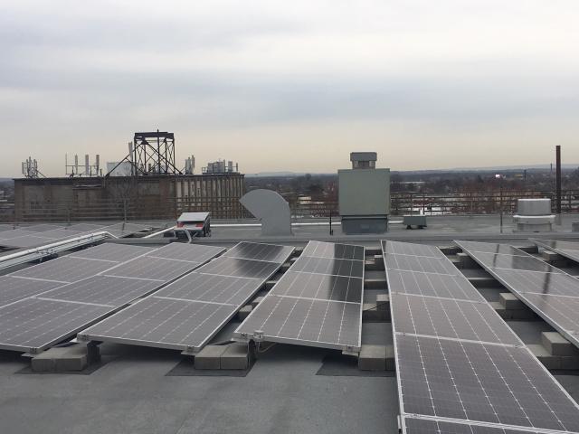 Paterson School District Goes Solar