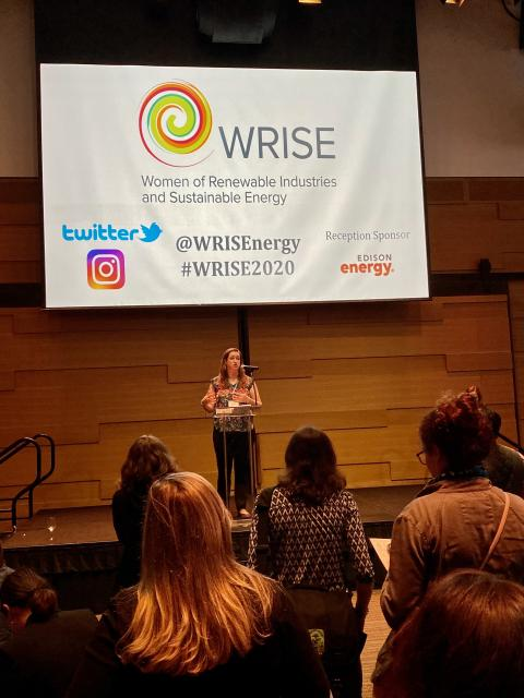 Spotlight: WRISE Leadership Forum 2020 Takeaways
