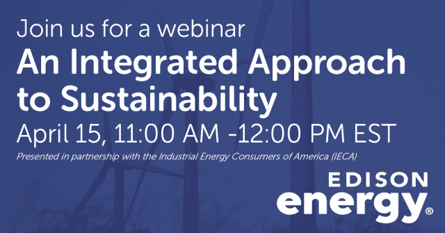An Integrated Approach to Sustainability: Crafting a Comprehensive Energy Strategy to Reach Carbon and Cost Reduction Goals