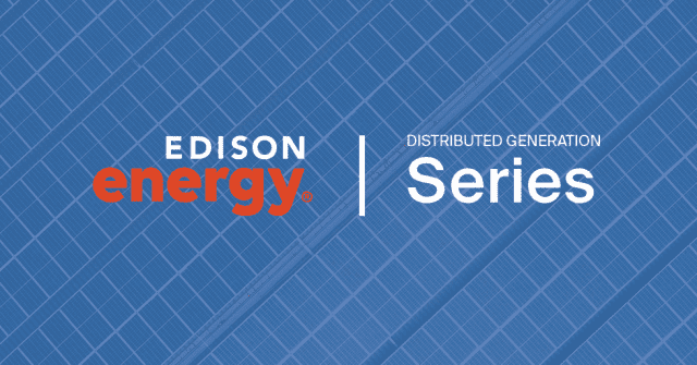 Distributed Generation Series: Understanding Corporate Community Solar
