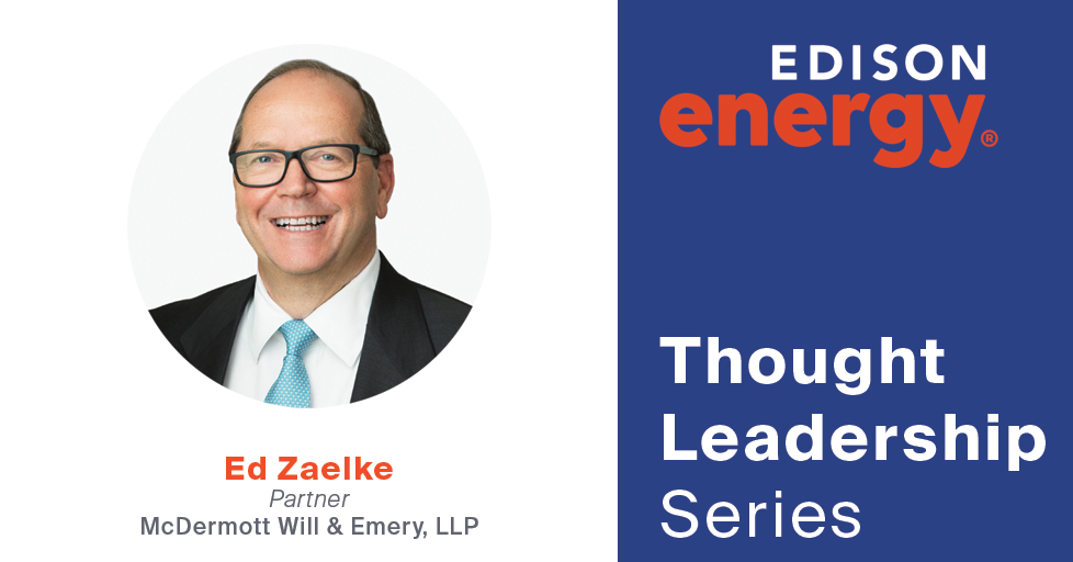 Thought Leadership Series - Ed Zaelke