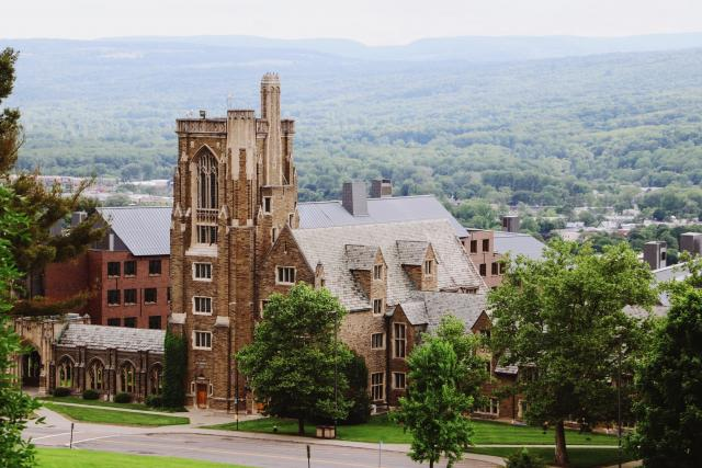 Cornell University Earns STARS Platinum Sustainability Rating