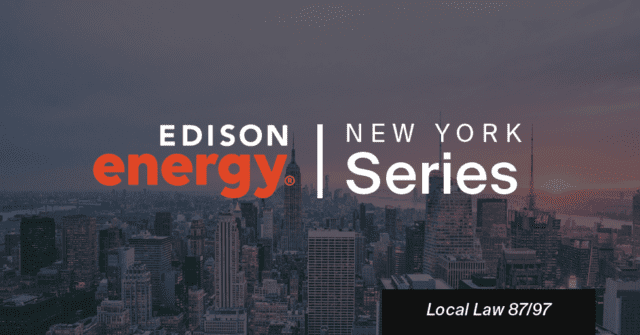 Leveraging Energy Audits and Retro-Commissioning to Reduce New York City GHG Emissions
