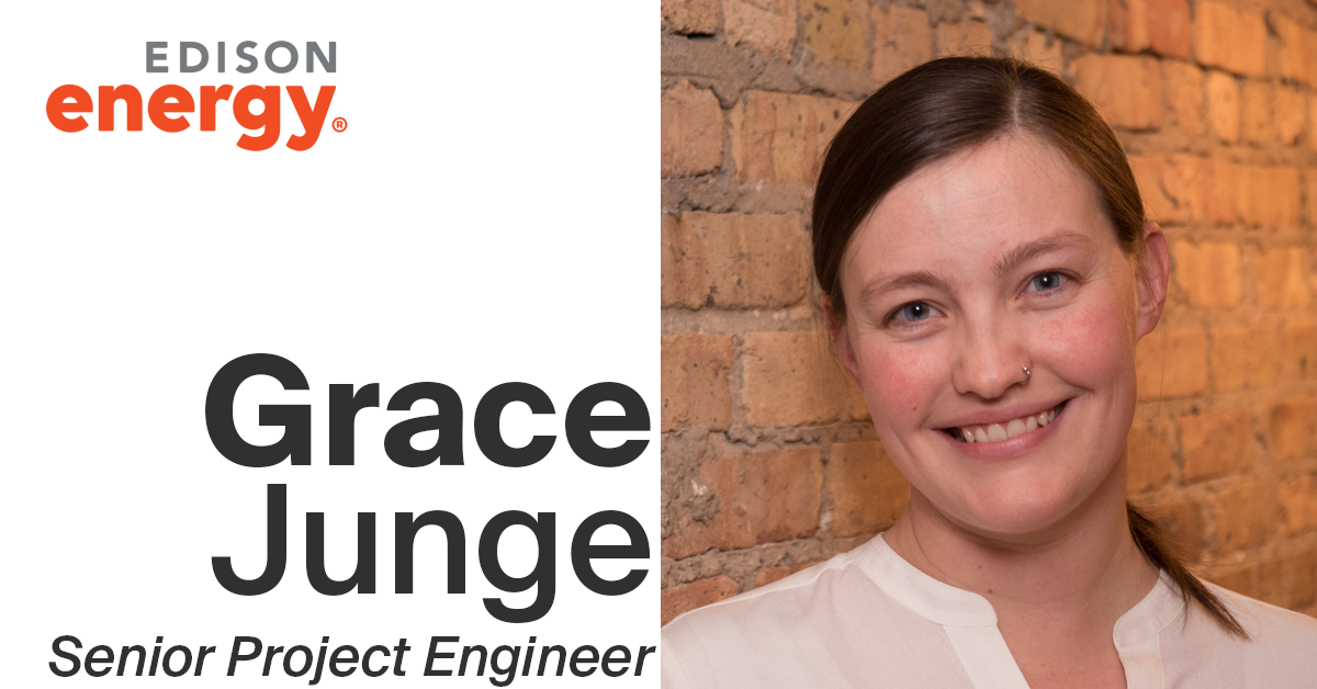 Grace Junge - Project Engineer