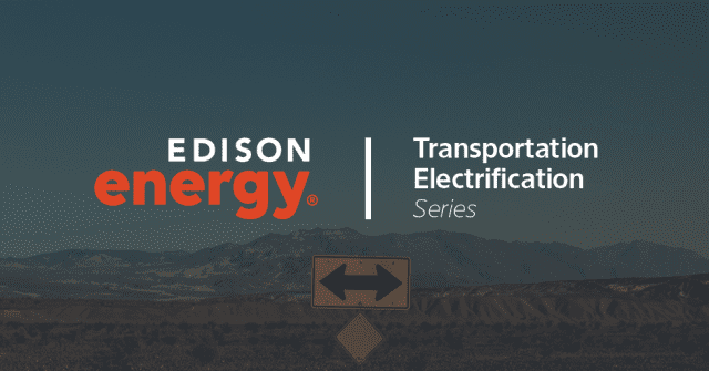 How to Accelerate Your Transportation Electrification Journey – Develop a Plan