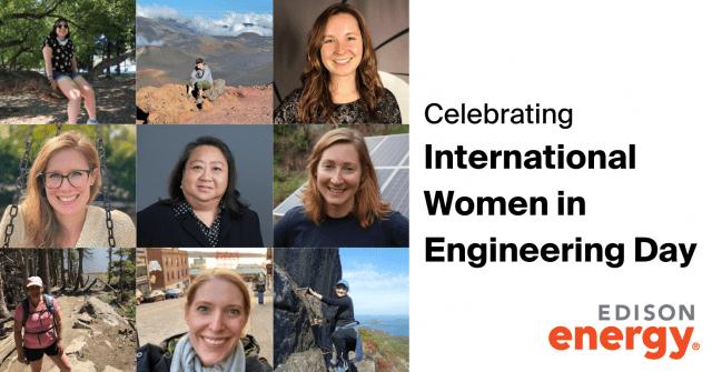 International Women in Engineering Day: Meet the Team