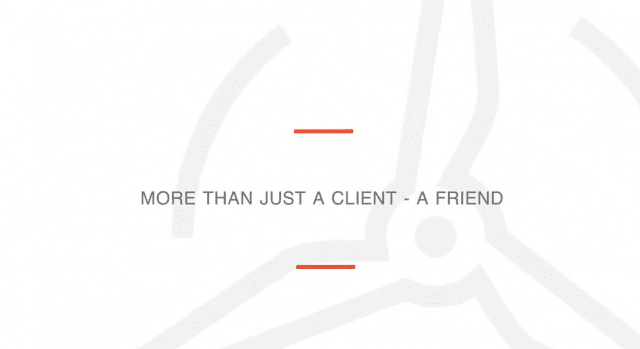 10661Video: More Than Just a Client – a Friend