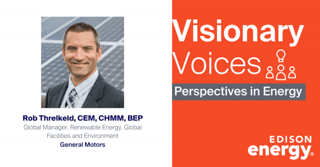 GM's Energy Vision: The Future is Electric with Zero Crashes, Zero Emissions and Zero Congestion