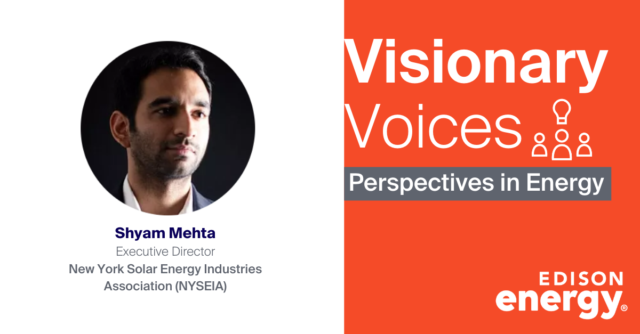 With incentives exhausted and a solar target looming, NYSEIA Executive Director says all eyes are on New York's community solar market
